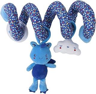 Tuc Tuc 6713 螺旋摇铃 蓝色 Enjoy & Dream,蓝色