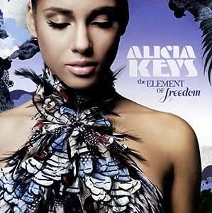 艾莉西亚凯斯Alicia Keys:无限元素The Element Of Freedom(CD)