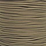 0.32 厘米弹性绳串珠手工弹力绳 �C 有多种颜色可选 �C 304.8 厘米、504.8 厘米和 304.8 米,美国制造 棕色(Coyote) 100 Feet 100 X PAR-18SC-CYTBRN-~CRAFT_BH917