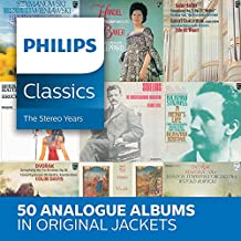 进口CD:飞利浦:立体声年50CD套装 Philips Classics/The Stereo Years/Daniel Chorzempa/Cristina Deutekom(50CD) 4788977