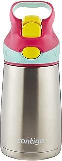 Contigo 康迪克Autospout Striker Chill兒童不銹鋼水杯 10盎司(約300毫升) ?;ǚ?                          srcset=