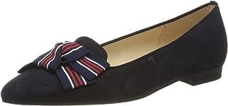 Gabor 女士时尚浅口芭蕾舞鞋