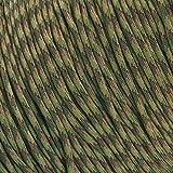 西海岸伞绳迷彩尼龙*伞绳 550 III 型 7 根 实用绳绳绳 - 3.05 米卷