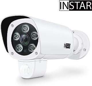InStar IN-9008 全高清摄像头10091  LAN / WLAN Version 白色