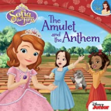 Sofia the First: The Amulet and the Anthem (Disney Storybook (eBook)) (English Edition)
