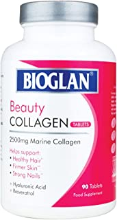 Bioglan Beauty Collagen Tablets, 2500 mg