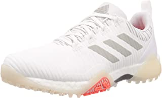 Adidas 阿迪达斯 高尔夫球鞋 阿迪达斯 男士 ホワイト/メタルグレー/ライトソリッドグレー 27.0 cm