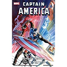 Captain America: Road To Reborn (Captain America (2004-2011)) (English Edition)