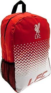 利物浦f.c. Liverpool Right足球褪色帆布背包