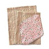 华布 布巾布 套装C(植物粉色支架、L、M)