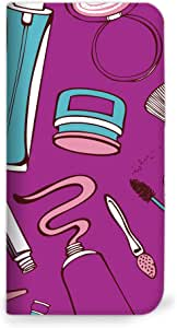 mitas iphone ケース314NB-0150-PU/FTJ152C 29_SAMURAI MIYABI 「雅」 (FTJ152C) 紫色(无皮带)