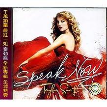 进口CD:爱的告白/泰勒.斯威夫特 Speak Now/Taylor Swift(2CD) 2749394