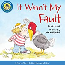 It Wasn't My Fault (Read-aloud) (Laugh-Along Lessons) (English Edition)