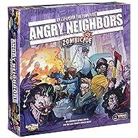 CMON 僵尸杀人愤怒的邻居游戏
