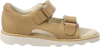 Clarks Crown Root T 男童款露指凉鞋