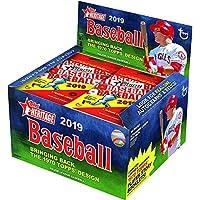 Topps 2019 Heritage 棒球零售盒(24 个装/9 张卡)