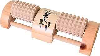 木曾工艺 木制 足底按摩 按摩器 枫木 柏木 足底的关怀 (S)
