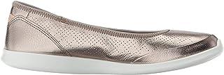 ECCO 爱步 女式闭趾芭蕾舞鞋 平底芭蕾鞋