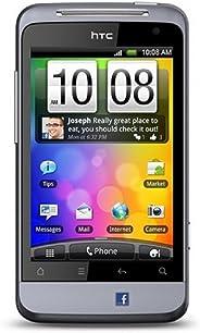 HTC Salsa C510e 无锁 GSM 手机,配备 Android 2.3 OS,3.4 英寸触摸屏,HTC Sense UV,5 万像素摄像头,视频,GPS,Wi-Fi,蓝牙,*Facebook Key,SNS 集成,FM 收音机,MP3 播
