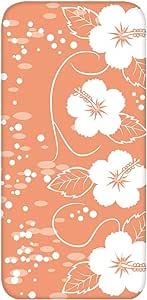 智能手机壳 TPU 印刷 对应各种机型 cw-1201top 套 花朵图案 扶桑花 UV印刷 软壳WN-PR410911 AQUOS ZETA SH-01G B款