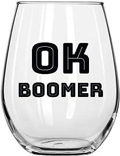 Momstir 趣味酒杯 OK BOOMER