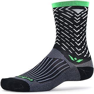 Swiftwick- Vision Seven   袜子适用于骑行,  速干,性能压缩船袜