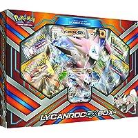 口袋妖怪盒 6 years to 18 years Lycanroc-GX Lycanroc-gx
