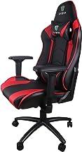 Letton 游戲椅賽車風格椅帶高背 PU 皮革帶頭枕和腰部支撐 PC 電腦旋轉椅和高檔辦公椅