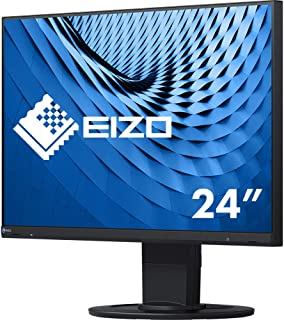 EIZO EV2460-BK LED 显示器,黑色,全高清,IPS,60 Hz,HDMI