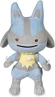 Pokemon Ditto As Lucario 毛绒玩具 - 8.5 1⁄4 英寸