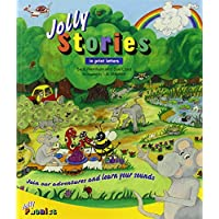 Jolly Stories In Print Letters