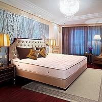 金可儿 床垫 薄款床垫 独立袋装弹簧 偏硬床垫 22CM 简约时尚 1.5*2m星语(供应商直送)