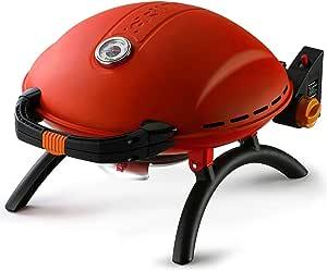O-Grill O-900TOR 高风帽内置温度计,哑光黑色