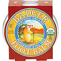 Badger - 脚香脂薄荷&茶树 - 2盎司