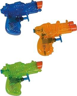 Simba 107272301 Wasserpistole-107272301 水枪3件套,彩色