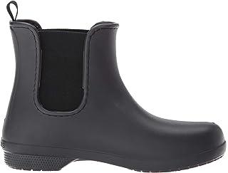 Crocs 卡骆驰卡骆驰靴子 フリーセイル 切尔西短靴女鞋204630