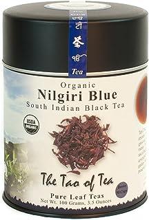 The Tao of Tea, Nilgiri Blue Black Tea, Loose Leaf, 3.5 Ounce Tin