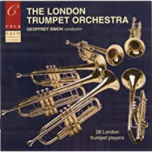 进口CD:伦敦小号之声 The London Trumpet Orchestra(CD)CACD0120