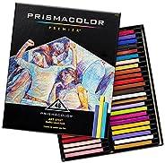 Prismacolor 2165 Premier Art Stix 木质彩色铅笔,48支