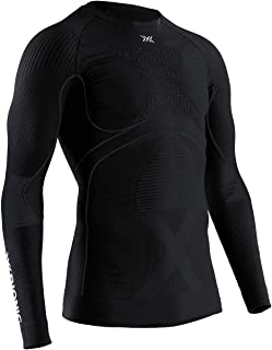 X-Bionic Energy Accumulator 4.0 男式长袖衬衫圆领,男式