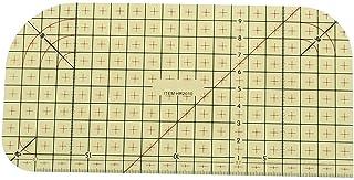 Openuye 熱燙直尺貼片裁剪工藝 DIY 縫紉用品 手工測量工具