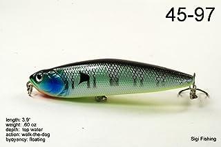 Akuna Ratt'l Top Series 4 inch Topwater Lure