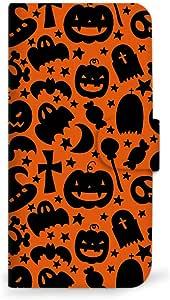 MITAS 智能手机保护壳翻盖型万圣节 Halloween 图案  D 24_Nexus 5 (EM01L)