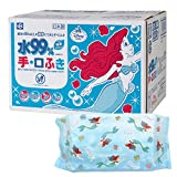 Ariel 纯水99% 手・湿巾 60片×20个 (1200张) 日本制造 不含防腐剂