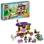 LEGO 乐高  拼插类 玩具  Disney Princess 迪士尼公主系列 长发公主的旅行大篷车 41157 6-12岁