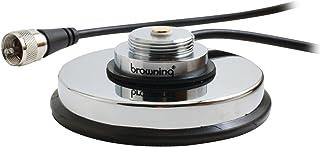 Browning 3-5/8 英寸磁铁 - 带橡胶靴的固定BR-1030-UHF 6.00in. x 5.50in. x 1.80in.