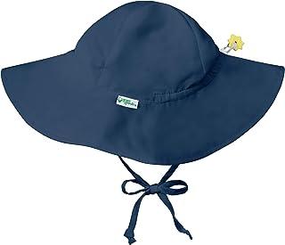 i play。 婴儿中性纯色帽檐*帽 50+