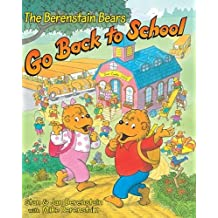 The Berenstain Bears Go Back to School (English Edition)