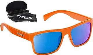 Cressi Spike 太阳镜 - 高级中性运动太阳镜