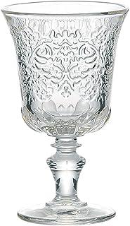 La Rochere 红*杯 透明 260cc 人字形 605101 2个装
